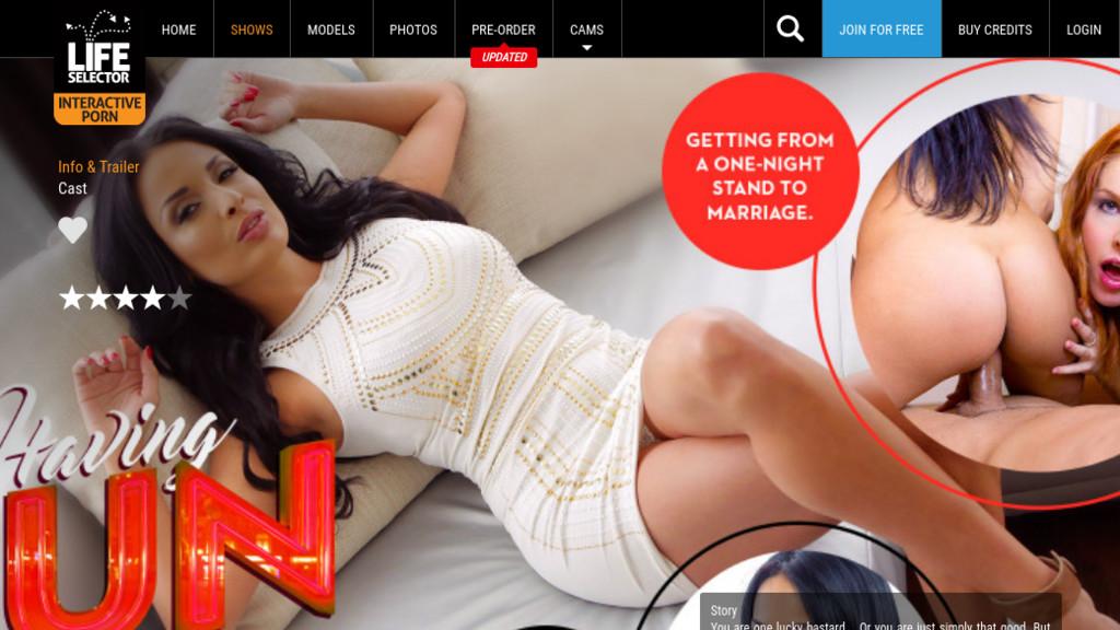 Erotic big breast massages